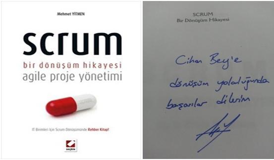 Scrum, Bir Dönüşüm Hikayesi – Mehmet Yitmen