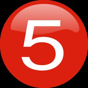 5. Değer